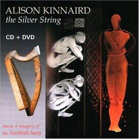 【輸入盤CD】【ネコポス送料無料】ALISON KINNAIRD / SILVER STRING: MUSIC & IMAGERY OF SCOTTISH HARP