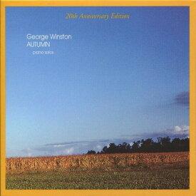 【輸入盤CD】【ネコポス送料無料】George Winston / Autumn 【K2017/9/8発売】(ジョージ・ウィンストン)