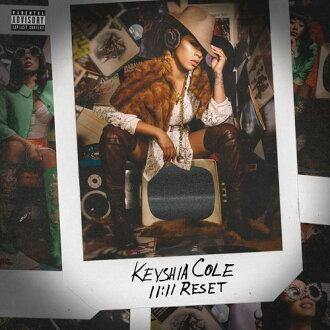 Keyshia Cole/11:11 Reset(進口盤CD)(kisha·呼叫)