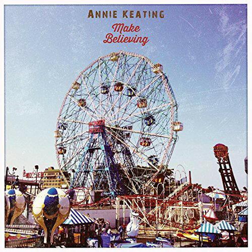【メール便送料無料】Annie Keating / Make Believing(輸入盤CD)(アニー・キーティング)