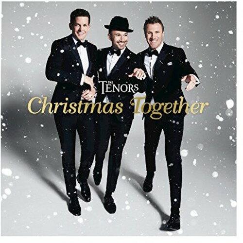 【メール便送料無料】Tenors / Christmas Together (輸入盤CD)【K2017/10/20発売】(テナーズ)