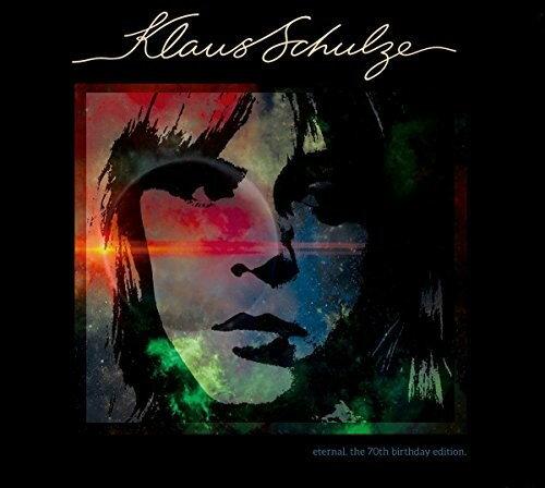 【メール便送料無料】Klaus Schulze / Eternal: 70th Birthday Edition(輸入盤CD)【K2017/10/13発売】