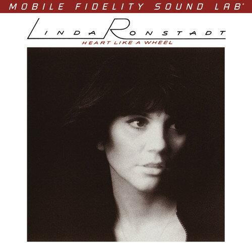 【メール便送料無料】Linda Ronstadt / Heart Like A Wheel (輸入盤CD)【K2017/10/13発売】( リンダ・ロンシュタット)
