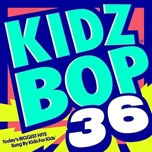 【メール便送料無料】Kidz Bop Kids / Kidz Bop 36 (輸入盤CD)【K2017/10/13発売】(キッズ・バップ・キッズ)