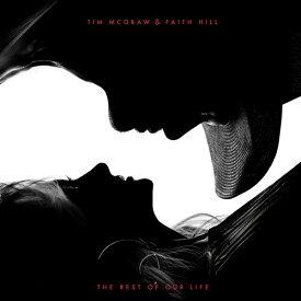 【輸入盤CD】【ネコポス100円】Tim McGraw/Faith Hill / Rest Of Our Life 【K2017/11/17発売】(ティム・マックグロウ&フェイス・ヒル)