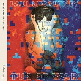 【輸入盤CD】Paul McCartney / Tug Of War 【K2017/11/17発売】(ポール・マッカートニー)