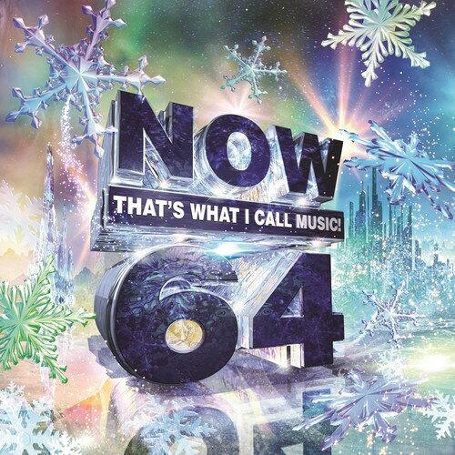 【メール便送料無料】VA / Now That's What I Call Music 64 (アメリカ盤) (輸入盤CD)【K2017/11/3発売】