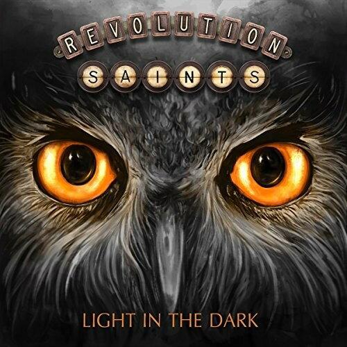 【メール便送料無料】Revolution Saints / Light In The Dark (輸入盤CD)【K2017/10/13発売】