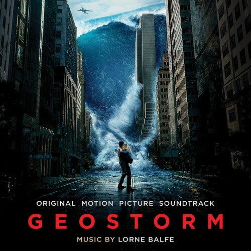 【メール便送料無料】Lorne Balfe (Soundtrack) / Geostorm (On Demand CD) (輸入盤CD)【K2017/10/13発売】