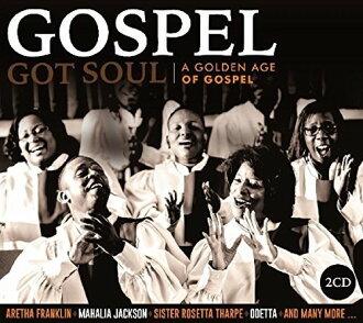 VA / Gospel Got Soul (수입반CD)