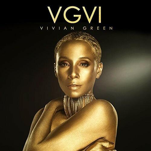 【メール便送料無料】Vivian Green / VGVI (輸入盤CD)【K2017/10/6発売】