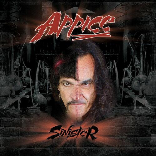 【メール便送料無料】Appice / Sinister (輸入盤CD)【K2017/10/27発売】