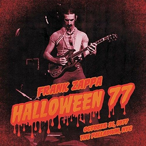 【メール便送料無料】Frank Zappa / Halloween 77 (輸入盤CD)【K2017/10/20発売】(フランク・ザッパ)