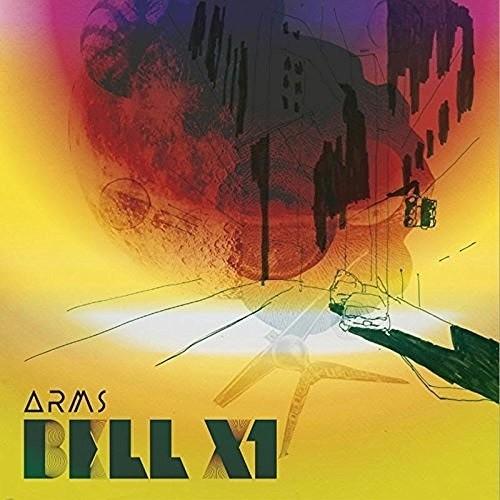 【メール便送料無料】Bell X1 / Arms (輸入盤CD)【K2016/10/14発売】