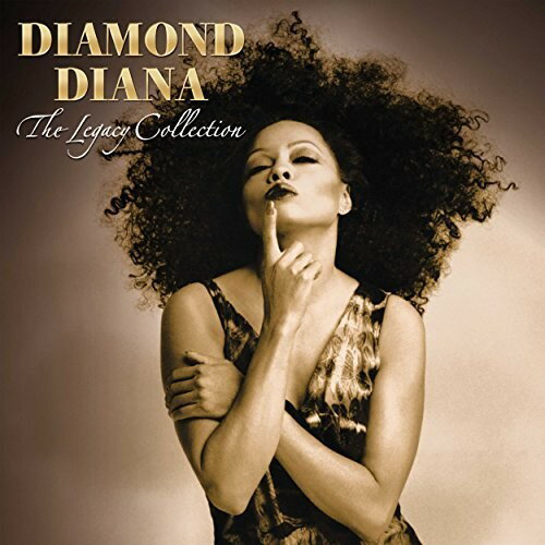 【メール便送料無料】Diana Ross / Diamond Diana: The Legacy Collection (輸入盤CD)【K2018/1/12発売】(ダイアナ・ロス)