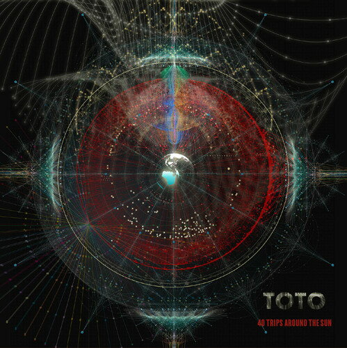 【メール便送料無料】Toto / Greatest Hits - 40 Trips Around The Sun (輸入盤CD)【★】【K2018/2/9発売】(TOTO)