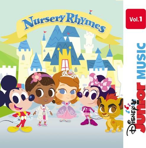 【メール便送料無料】VA / Disney Junior Nursery Rhymes (輸入盤CD)【K2017/10/13発売】