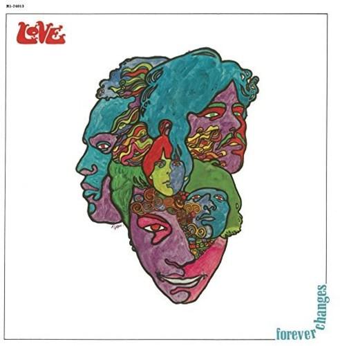 【送料無料】Love / Forever Changes (w/DVD) (w/LP) (輸入盤CD)【K2018/4/6発売】(ラヴ)