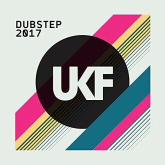 VA/UKF Dubstep 2017(進口盤CD)