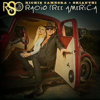RSO/Radio Free America(进口盘CD)