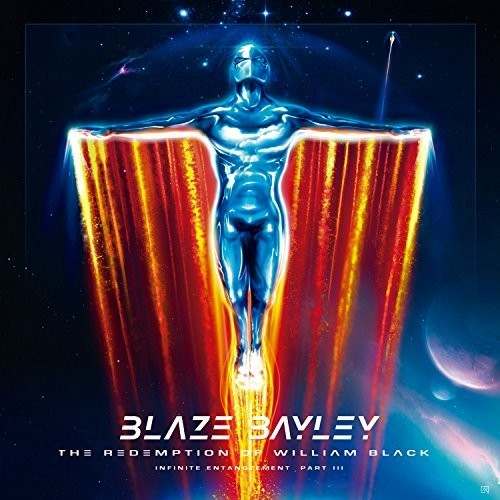 【メール便送料無料】Blaze Bayley / Redemption Of William Black (Infinite Entangle 3) (輸入盤CD)【K2018/2/16発売】