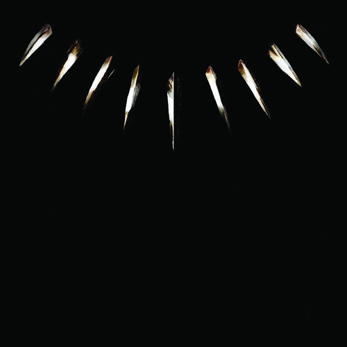 【メール便送料無料】VA / Black Panther: The Album (Clean Version) (輸入盤CD)【K2018/2/9発売】