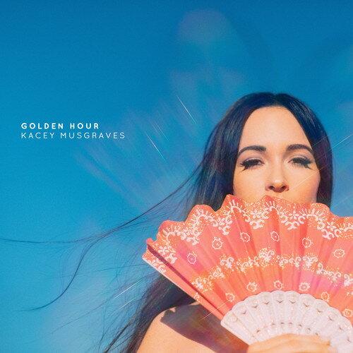 【メール便送料無料】Kacey Musgraves / Golden Hour (輸入盤CD)【K2018/3/30発売】(ケイシー・マスグレイヴス)