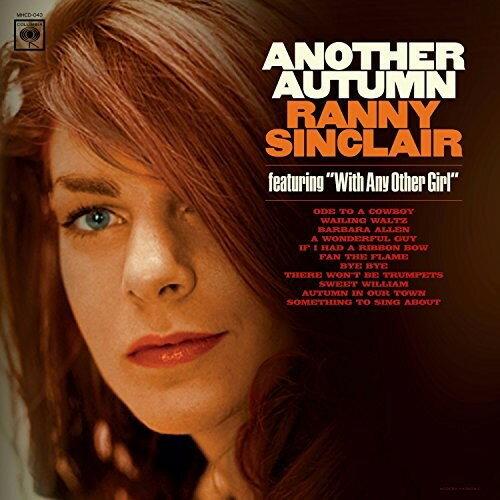【メール便送料無料】Ranny Sinclair / Another Autumn (輸入盤CD)【K2017/10/20発売】