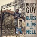 【メール便送料無料】BuddyGuy/BluesIsAlive&Well(輸入盤CD)【K2018/6/15発売】(バディ・ガイ)