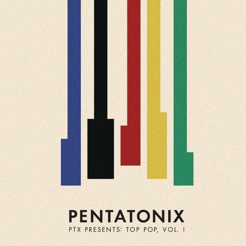 【メール便送料無料】Pentatonix / PTX Presents: Top Pop 1 (輸入盤CD)【K2018/4/13発売】(ペンタトニックス)