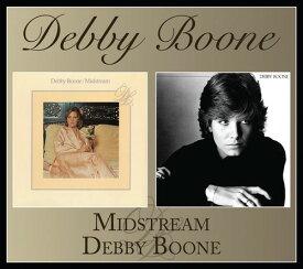 【メール便送料無料】Debby Boone / Midstream/Debby Boone (輸入盤CD)【K2018/4/6発売】(デビー・ブーン)