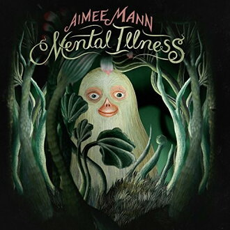 Aimee Mann / Mental Illness (import board CD) (Amy man)
