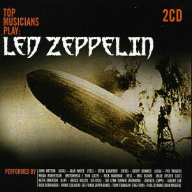 【輸入盤CD】【ネコポス100円】VA / Led Zeppelin: As Performed By