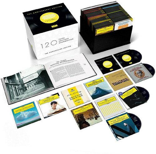【送料無料】VA / 120 Years Of Deutsche Grammophon (輸入盤CD)【K2018/10/5発売】