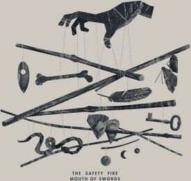 【輸入盤CD】Safety Fire / Mouth Of Swords (Digipak) (セーフティ・ファイア)