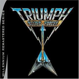 【メール便送料無料】Triumph / Allied Forces (輸入盤CD) (トライアンフ)