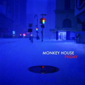 【輸入盤CD】【ネコポス送料無料】Monkey House / Friday【2019/7/26発売】
