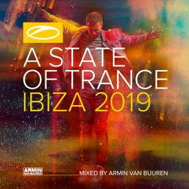 【輸入盤CD】【ネコポス送料無料】Armin Van Buuren / State Of Trance Ibiza 2019【K2019/8/23発売】(アーミン・ヴァン・ブーレン)