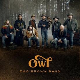 【輸入盤CD】【ネコポス送料無料】Zac Brown / Owl【K2019/9/20発売】(ザック・ブラウン)