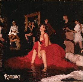 【輸入盤CD】Camila Cabello / Romance【K2019/12/6発売】(カミラ・カベロ)