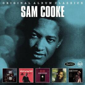 【輸入盤CD】【ネコポス送料無料】Sam Cooke / Original Album Classics(サム・クック)【★】