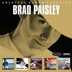 【輸入盤CD】【ネコポス送料無料】Brad Paisley / Original Album Classics (ブラッド・ペイズリー)