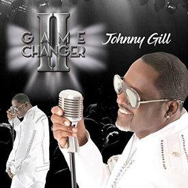 【輸入盤CD】【ネコポス送料無料】Johnny Gill / Game Changer II【K2019/9/6発売】(ジョニー・ギル)
