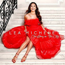 【輸入盤CD】【ネコポス100円】Lea Michele / Christmas In The City【K2019/10/25発売】