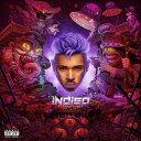 【輸入盤CD】【ネコポス送料無料】 Chris Brown / Indigo【K2019/6/28発売】 (クリス・ブラウン)