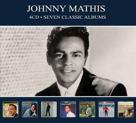 【輸入盤CD】Johnny Mathis / Seven Classic Albums (Digipak)【K2019/11/8発売】(ジョニー・マティス)