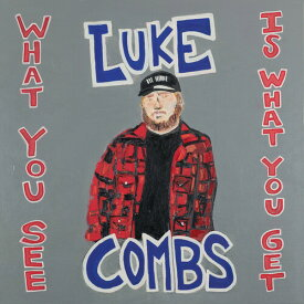【輸入盤CD】Luke Combs / What You See Is What You Get【K2019/11/8発売】(ルーク・コムズ)