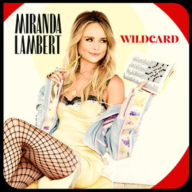 【輸入盤CD】【ネコポス100円】Miranda Lambert / Wildcard【K2019/11/1発売】(ミランダ・ランバート)