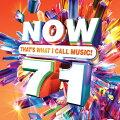 【輸入盤CD】【ネコポス送料無料】VA/NowThat'sWhatICallMusic71(アメリカ盤)【K2019/8/2発売】