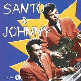 【輸入盤CD】Santo & Johnny / Santo & Johnny 【K2019/3/22発売】(サント&ジョニー)